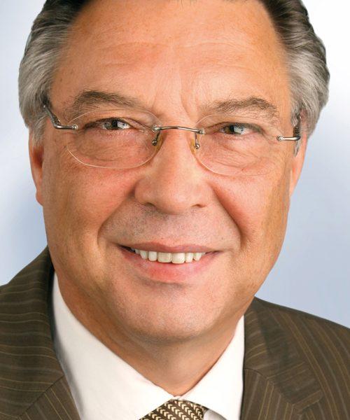 Günter Wurm - Fraktionsvorsitzender