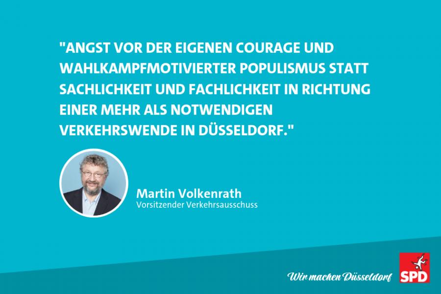 Umweltspur Martin Volkenrath SPD