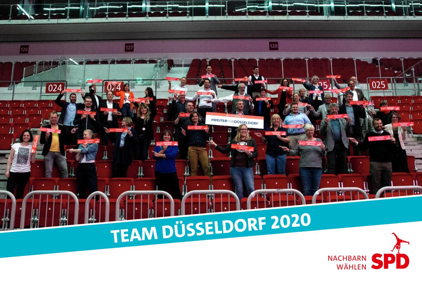 Team Düsseldorf 2020